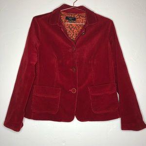 Talbots Corduroy Jacket